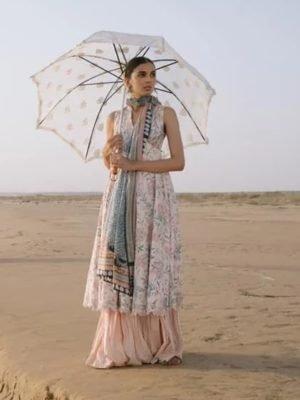 *On Sale* Zara Shahjahan Luxury Lawn 2019 SHEESHAM-D1 RESTOCKED best pakistani suits collection