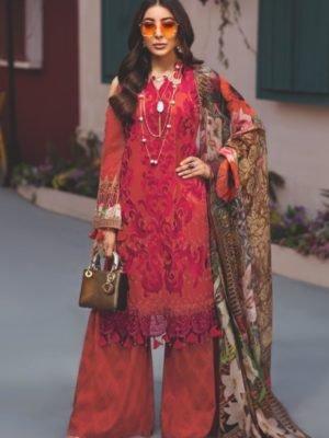 *On Sale* Emaan Adeel Luxury Chiffon EA-608 RESTOCKED best pakistani suits collection
