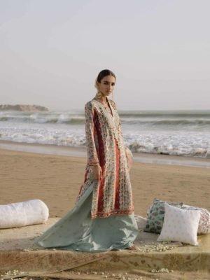 *On Sale* Zara Shahjahan Luxury Lawn 2019 ZARK-D10 RESTOCKED Lawn Dupatta Salwar Suits