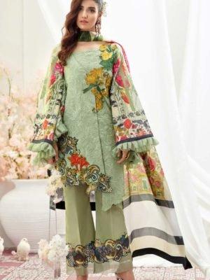 *On Sale* Asifa Nabeel Luxury Lawn 4K – Horizon RESTOCKED Asifa Nabeel Luxury Lawn