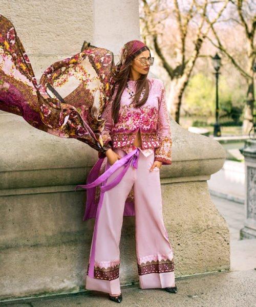 *On Sale* Honey Waqar by Regalia Textiles 12B Honey Waqar by Regalia Textiles