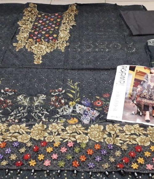 *On Sale* Tawakkal Muse Chiffon Dupatta Salwar Suit