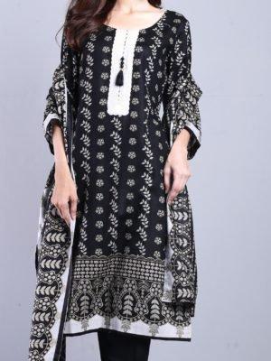 Agha Noor Stitched Salwar Kameez Agha Noor Salwar Kameez- Code: BG2719 Agha Noor - Code: PR2719