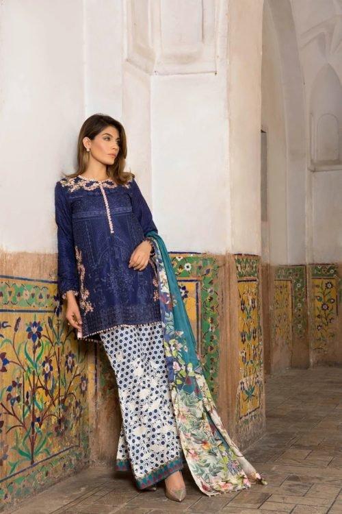 *On Sale* Rungrez Czarina Mystical Opulence Luxury Collection – Nermin best pakistani suits collection