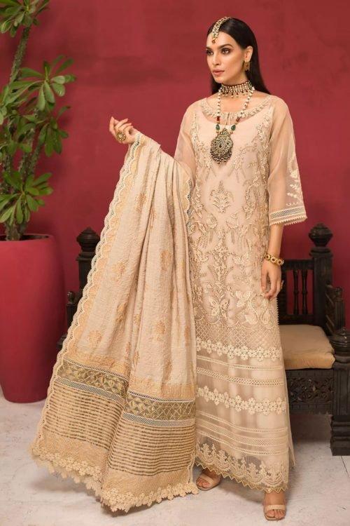 Ready to Ship Shanaya by Noor Saadia Asad SHF-D5 Anaya Pakistani Suits