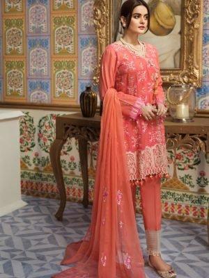 *Hot on Sale* Raaya Embroidered Lawn Winter Karandi by Rang Rasiya D 703 A HOT On Sale