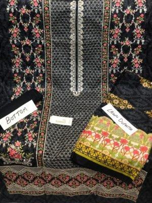 MARIAB MARIAB MPRINTS KATPANA 10A Chiffon Dupatta Salwar Suit