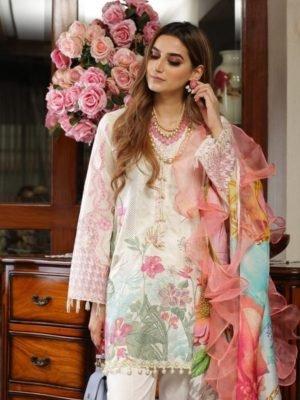 *On Sale* Faraz Manan Luxury best pakistani suits collection
