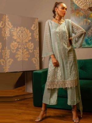 Charizma Chimmer Vol 4 - Original Charizma Chimmer Vol 4 D22 Charizma Pakistani Suits