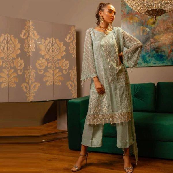 Charizma Chimmer Vol 4 - Original Charizma Chimmer Vol 4 D24 Charizma Pakistani Suits