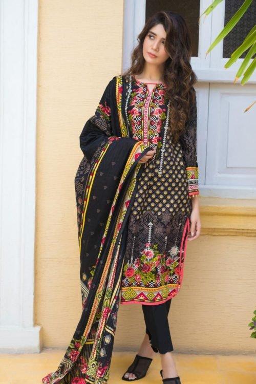 Resham Cambric by Firdous - Original Resham Cambric by Firdous Design 106B [tag]
