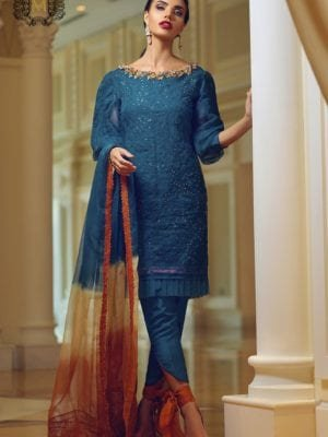 *Hot on Sale* Mushq Festive   Salwar Kameez   WILD FLOWER – HOT On Sale