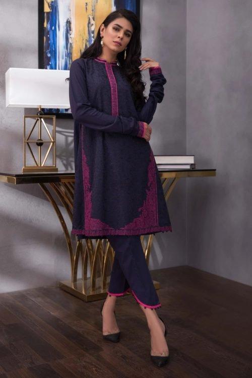 Sapphire Winter Collection 2019 - Original Sapphire Winter Collection 2019 Design Spectrum Salwar Suits Pakistani Suits for Winter