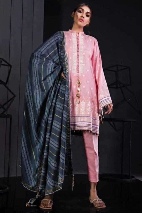 Orient Winter Collection - Original Orient Winter Collection OTL-19-184/B Salwar Suits Pakistani Suits for Winter