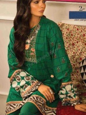 Miscellaneous Khaadi Winter Vibe 2019 CM 19501A Salwar Suits Pakistani Suits for Winter