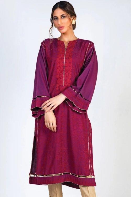 Orient Winter Collection - Original Orient Winter Collection OTL-19-233/B Salwar Suits Pakistani Suits for Winter