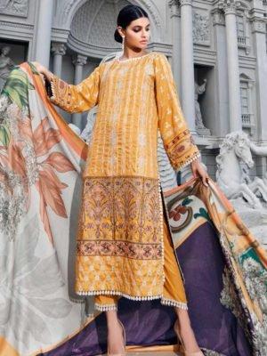 Cashmere from Charizma Design CS-09 Cashmere from Charizma - Original pakistani suits in delhi