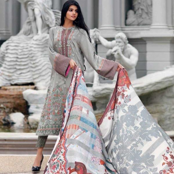 Cashmere from Charizma Design CS-06 Cashmere from Charizma - Original pakistani suits in delhi
