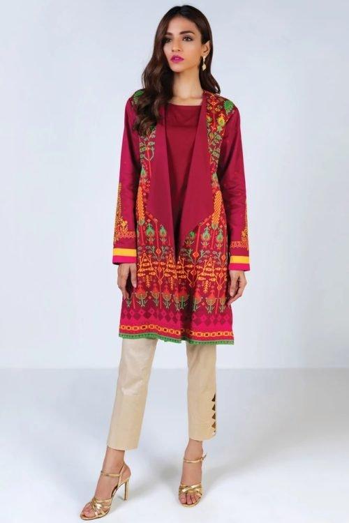 Orient Winter Collection - Original Orient Winter Collection OTL-19-156/B Salwar Suits Pakistani Suits for Winter
