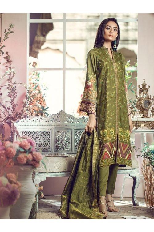 Winter Salwar Kameez | Rajbari | Linen Vol1 '19 | 3B – RELISTED / RESTOCKED *Hot on Sale* Best Sellers