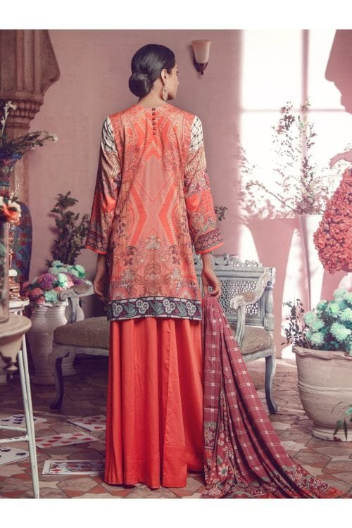 *Hot on Sale* Winter Salwar Kameez   Rajbari   Linen Vol1 '19   6B HOT Ready to Ship - Original Pakistani Suits