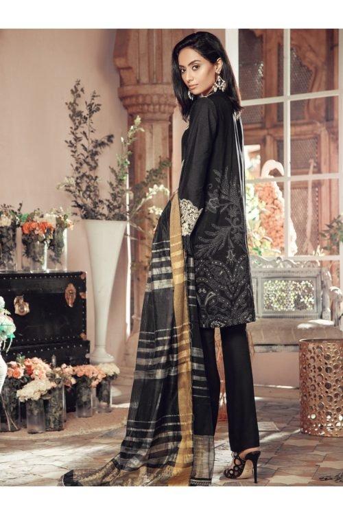 Winter Salwar Kameez | Rajbari | Linen Vol1 '19 | 10B – RELISTED / RESTOCKED Linen by Rajbari - Original Best Sellers