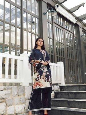 Pakistani Kurti from Firdous | Linen | LK-19406 Linen Kurtis by Firdous - Original pakistani suits in mumbai