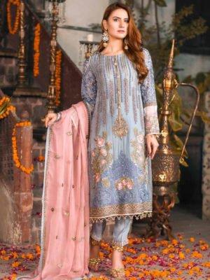 Jasper Festive - Original Jasper Premium Salwar Kameez |  Chiffon Collection | JR03 Festive