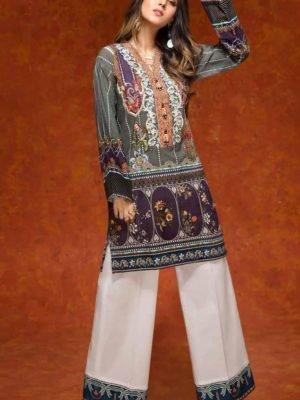 Gulistan by Gul Ahmed - Original Gulistan Pakistani Kurta   GulAhmed   SK65B pakistani suits in delhi