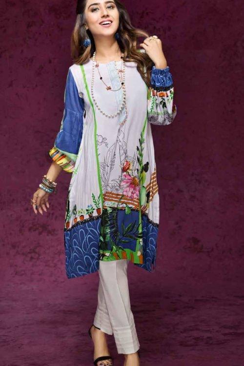 Gulistan by Gul Ahmed - Original Gulistan Pakistani Kurta  |  GulAhmed | SV17 pakistani suits in delhi
