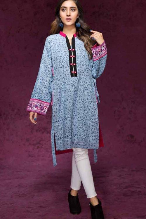 Gulistan by Gul Ahmed - Original Gulistan Pakistani Kurta  |  GulAhmed | SK63 pakistani suits in delhi