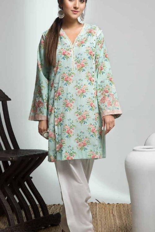 Gulistan by Gul Ahmed - Original Gulistan Pakistani Kurta  |  GulAhmed | SK84 pakistani suits in delhi