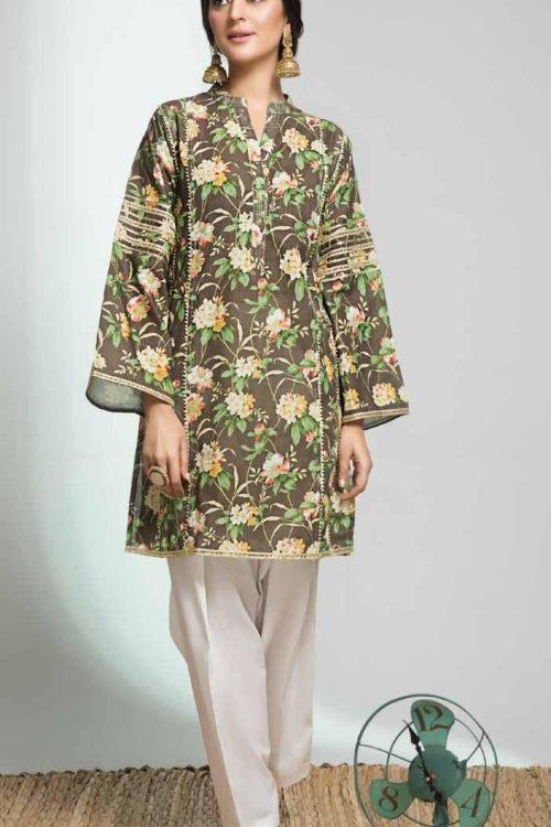Gulistan by Gul Ahmed - Original Gulistan Pakistani Kurta  |  GulAhmed | SK87 pakistani suits in delhi