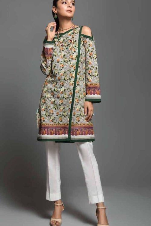 Gulistan by Gul Ahmed - Original Gulistan Pakistani Kurta  |  GulAhmed | SK59 pakistani suits in delhi