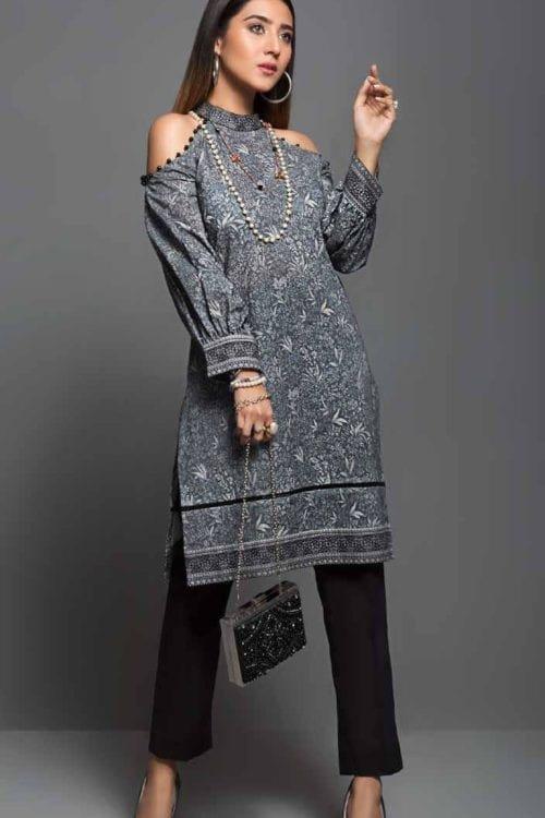 Gulistan by Gul Ahmed - Original Gulistan Pakistani Kurta  |  GulAhmed | SK79 pakistani suits in delhi