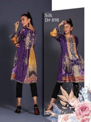Sanoor Winter Collection - Original Pakistani Kurti | Sanoor | Digital Printed Salwar Suits Pakistani Suits for Winter