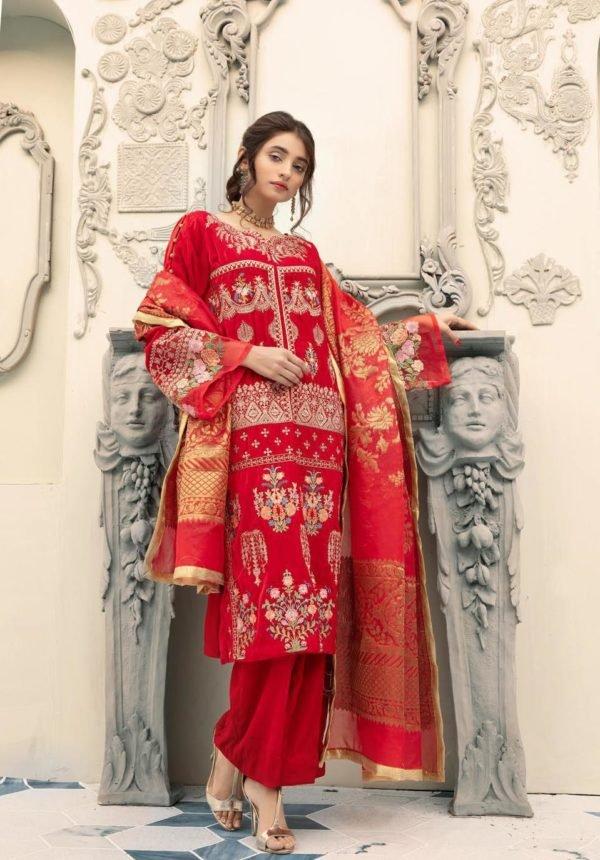 Shaista Premium Velvet Salwar Suit – Design 308 *Best Sellers Restocked* [tag]