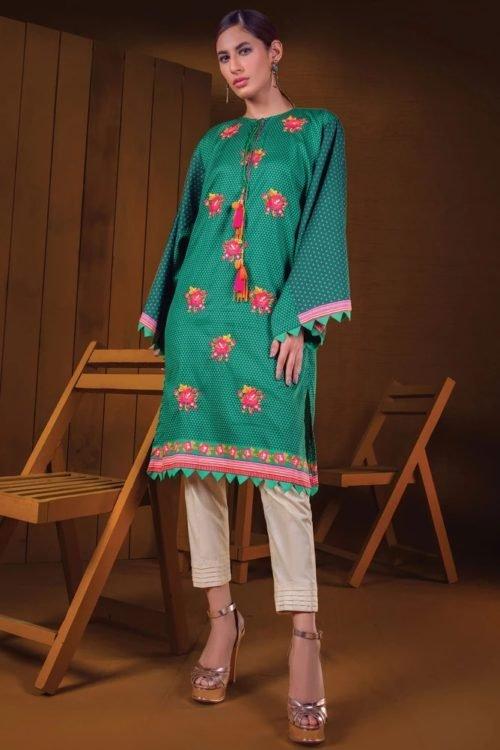 Orient Winter Collection Vol 2 - Original Orient Winter Collection Vol 2 OTL-19-210/A Salwar Suits Pakistani Suits for Winter