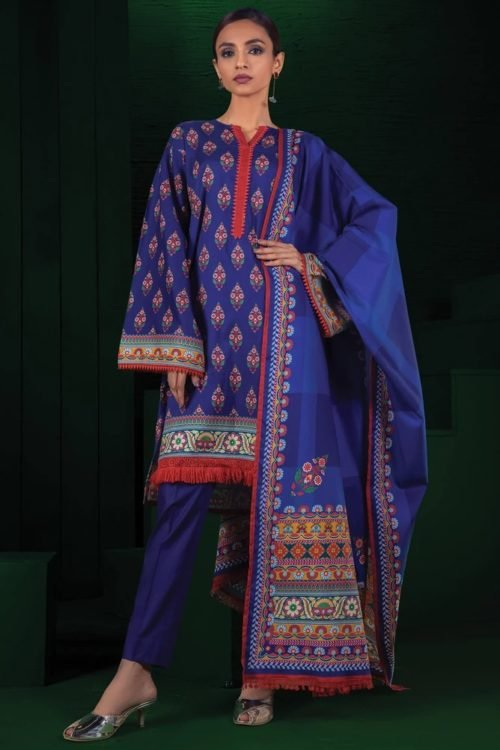 Orient Winter Collection Vol 2 - Original Orient Winter Collection Vol 2 OTL-19-226/A Salwar Suits Pakistani Suits for Winter