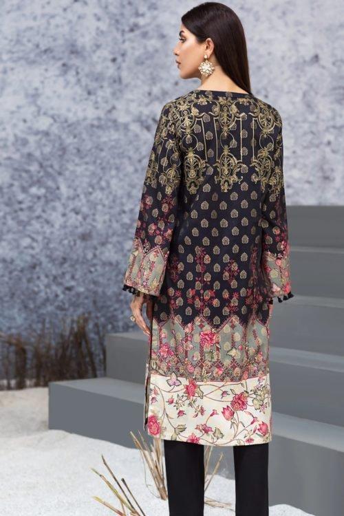 *Hot on Sale* Limelight Winter U0860-SSH-BLK pakistani suits in delhi