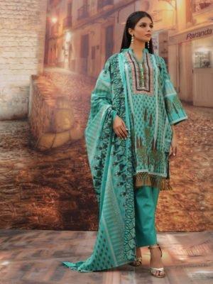 *Hot on Sale* Lakhany Sahar Embroidered Kurti SK-7003-A HOT Ready to Ship - Original Pakistani Suits