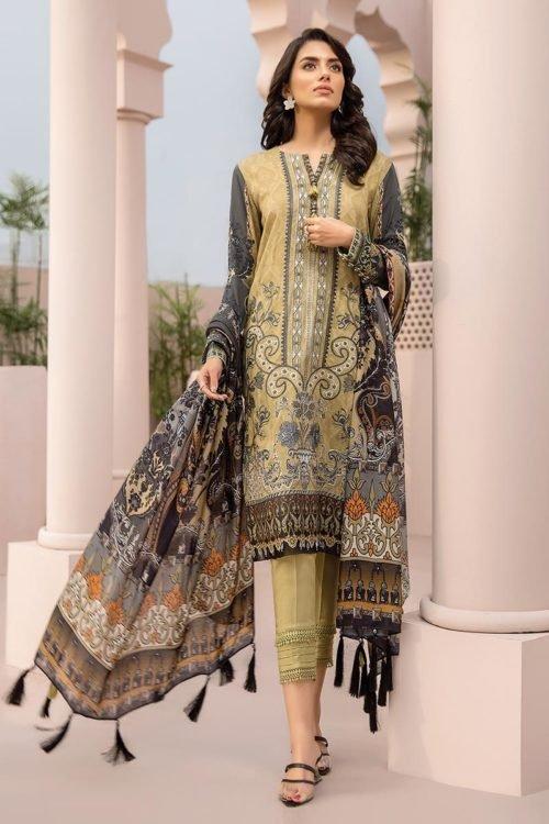 Jazmin Iris Linen Collection - Original Jazmin Iris Linen Collection – Design 07 winter