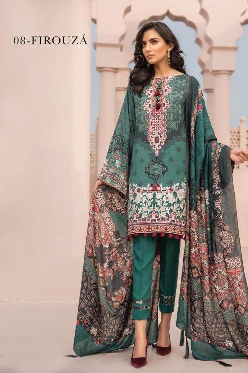 Jazmin Iris Linen Collection - Original Jazmin Iris Linen Collection – Design 08 winter