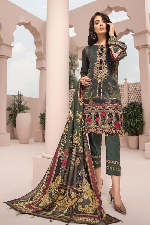Jazmin Iris Linen Collection - Original Jazmin Iris Linen Collection – Design 01 winter