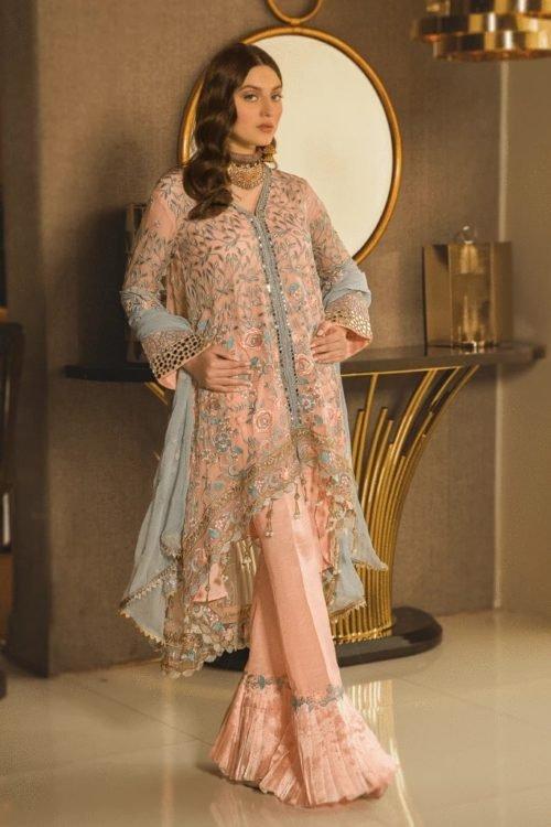 Emaan Adeel Vol 8 - Original Luxury Chiffon by Emaan Adeel Vol 8 EA-803 [tag]
