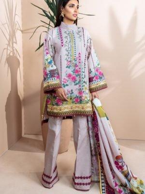 Sana Safinaz Muzlin Vol 2 – 2019- 13A RESTOCKED Best Sellers Restocked Lawn Dupatta Salwar Suits