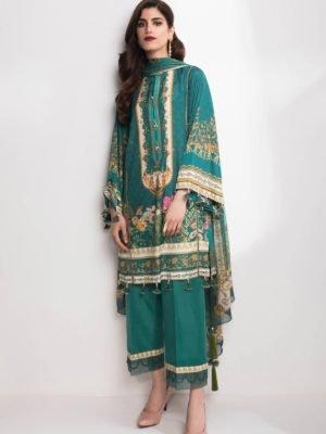 Charizma Signature Lawn 2020 – SS-07-B RESTOCKED Best Sellers Restocked best salwar suits online