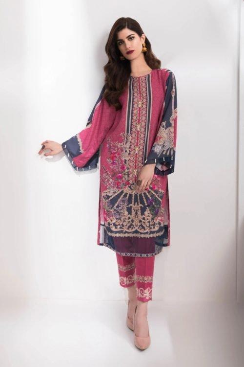 Intermix 2020 from Sapphire – Pink Maze Silk – 2 Piece Best Sellers Restocked best salwar suits online