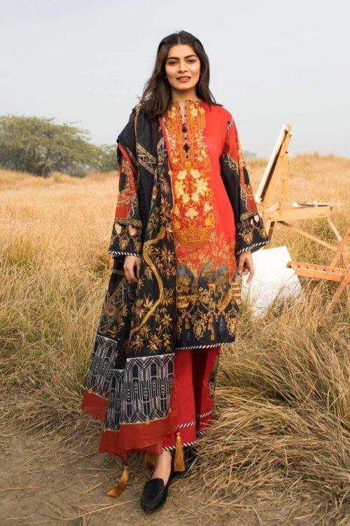 Intermix 2020 from Sapphire – Burnt Spice B Classic – 3 Piece UZ Best Sellers Restocked best salwar suits online