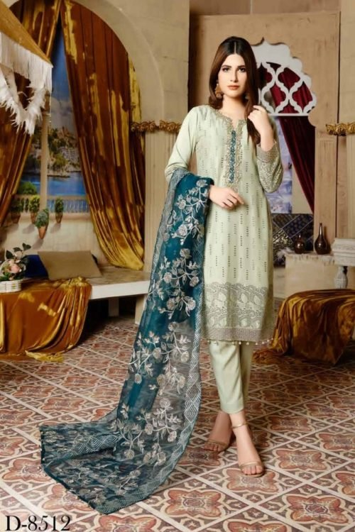 Tawakkal Chikankari Salwar Suit Destiny Collection – RELISTED / RESTOCKED Best Sellers Restocked Best Sellers
